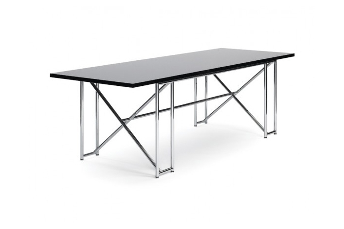 double x tisch von classicon design eileen gray 1928. Black Bedroom Furniture Sets. Home Design Ideas