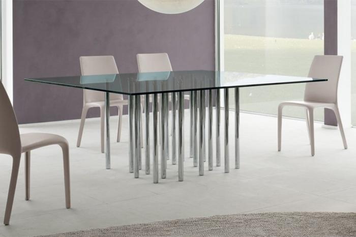 mille esstisch von bonaldo design bartoli design. Black Bedroom Furniture Sets. Home Design Ideas