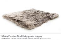SG AIRY PREMIUM BLEND beige grey & icey grey 5560