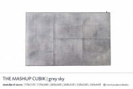 THE MASHUP CUBIK grey sky