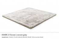 MARK 2 VISCOSE cocoon grey 3875