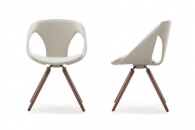 UP CHAIR leather 907