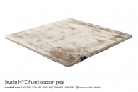 STUDIO NYC PURE cocoon grey 3937