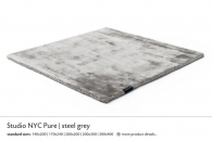 STUDIO NYC PURE steel grey 3941