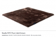 STUDIO NYC PURE dark brown 3942