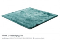 MARK 2 VISCOSE lagoon 3882