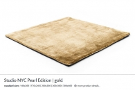 STUDIO NYC PEARL EDITION gold 3634