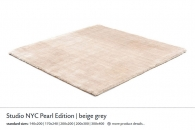 STUDIO NYC PEARL EDITION beige grey 3930