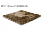 SG AIRY PREMIUM LOW CUT beige grey 5481