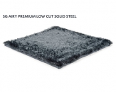 SG AIRY PREMIUM LOW CUT solid steel 5485