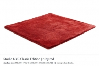 STUDIO NYC CLASSIC EDITION ruby red 4065
